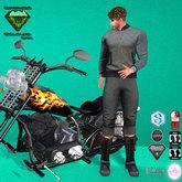 EC Midnight Rider Gray