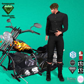 EC Midnight Rider Black