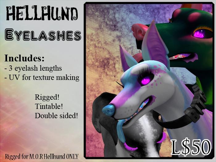 Hellhund Eyelashes