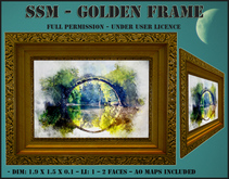 SSM - Golden Frame