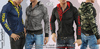 LUCIAN FATPACK Sweatshirt MESH - SIGNATURE GIANNI - GERALT, SLINK, BELLEZA JAKE - FashionNatic