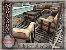 industrial salon