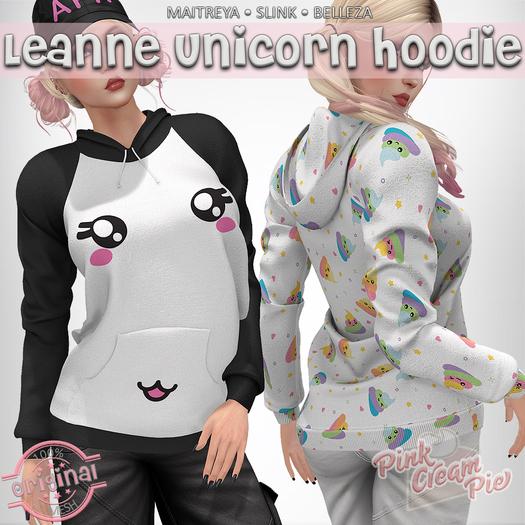 !PCP :: Leanne Hoodie [Unicorn Pack]