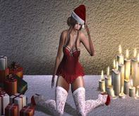 Jess Pose Mere-Noel 1 Christmas