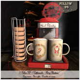 """LIMITED OFFER !! Follow US !! Coffee Maker """"Merry Christmas"""" COPY version"""
