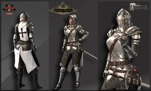 TSC-Battle Warden Silver (Maitreya Bento)