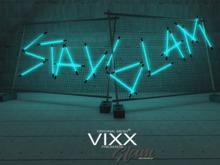 VIXX - Mesh backdrop - Glam