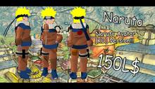 Naruto [KD] Version