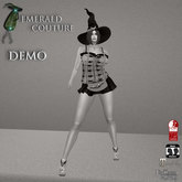 EC Batty Witch Outfit Demo
