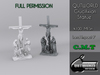 .::QUTWORLD Crucifixion Statue::.FP