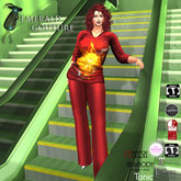 EC Ara Outfit Red