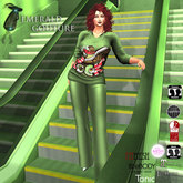 EC Ara Outfit Green
