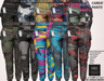 Mh cargo pants collection