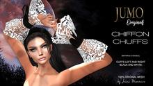 JUMO Originals - Chiffon Cuffs  - ADD ME