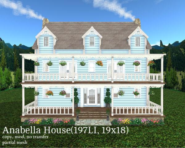 Anabella House(197LI, 19x18)