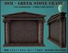 Ssm   greek stone frame