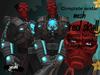 Avatar mesh Red Skull (Fitted mesh/Bento)