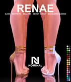 NOMINAL:RENAE HEELS & HUD