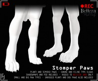 Found Footage - Stomper Paws for Belleza Jake