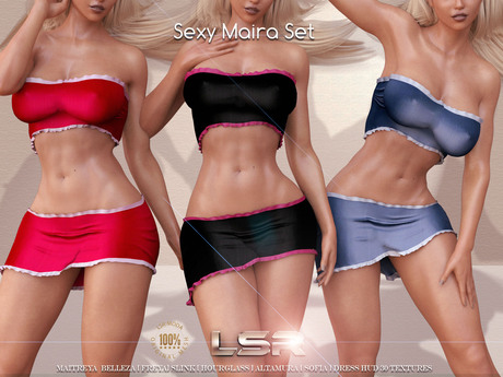 [ LsR ] - Sexy Maira Set DEMO