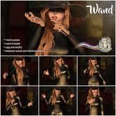 Fashiowl Poses - Wand // BOX