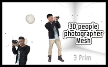 MESH PEOPLE -YO-photographer