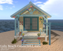 Lulu Beach Cabin(30LI, 6x9)