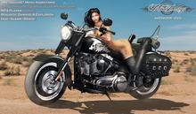 MotoDesign - Avenger - EVO