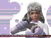 "-SKIFIJA- ""Gutsa"" fur hat and fur mittens for snow winter v.0.2"