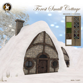 F&M * Forest Small Cottage - Season changing