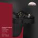 Sandal black adm