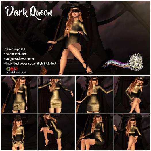 Fashiowl Poses - Dark Queen // BOX