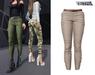 TETRA - Cargo pants (Taupe)