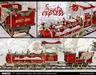 Astralia - Santa express train
