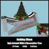 Holiday Wave *0.032ms* low lag smooth non-physics