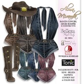 .: AlmaMiranda :. Ranch Cowgirl Romper