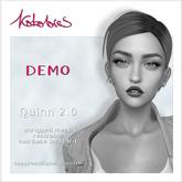 [KoKoLoReS] Hair - Quinn 2.0 - DEMO