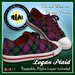 R(S)W Chucks - Logan Plaid