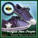 R(S)W Chucks - Winged Star Purple
