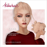 [KoKoLoReS] Hair - Coco - Hud Unicorn Dreams - wear me!