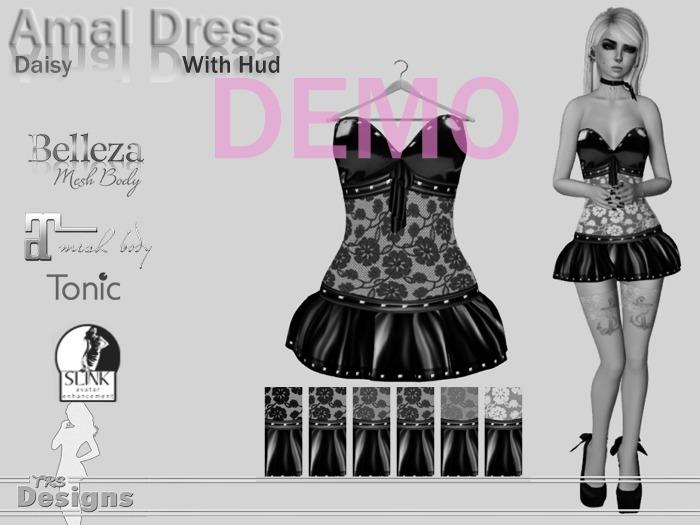 Amal Dress Demo Hud
