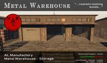AL Metal Warehouse