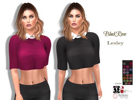 BlackRose Lesley Top
