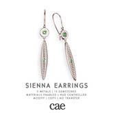 Cae :: Sienna :: Earrings [bagged]