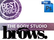 THE BODY STUDIO [ PSD / Browns ]