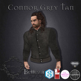 **Mistique** Connor Grey Tan  (wear me and click to unpack)