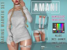 *AMANI* - Daring Warmth Set (ML)
