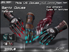 Nida VS Gloves -Shu Mesh-