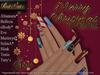 .: RatzCatz :. Bento FingerNails Xmas