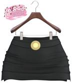 Zina EXCLUSIVE Female  Skirt Mesh- MAITREYA LARA - Black Color CB collection